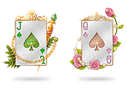 扑克牌设计