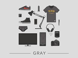 GRAY 灰色日常