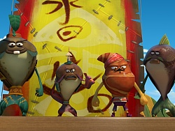 《美食大冒险之文明之旅》:海盗们的倒霉合集