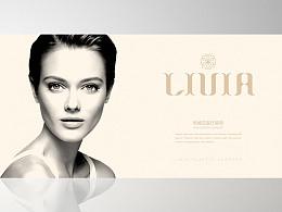 【Livia 医疗美容机构】品牌LOGO创意设计