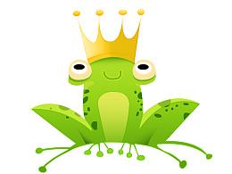 青蛙王子-临摹