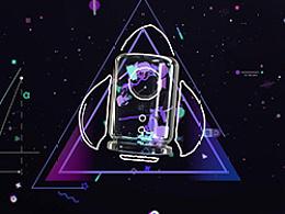 【魔格】瓶行宇宙活动开场视频(用音乐和创意燃爆全场)