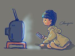 一些2011年画的小插画和小图标