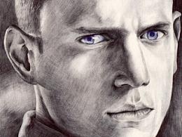 <Prison Break-Michael Scofield>