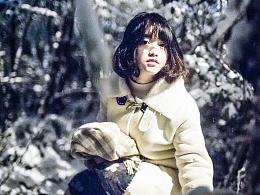 我爱你重庆的雪