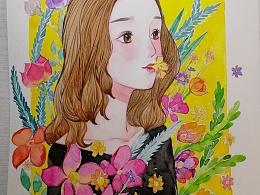 花与女孩2