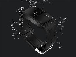 布鲁蒂B1816-智能手环
