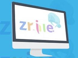 Zrille「Typeface」字体「附赠CSS字体样式」
