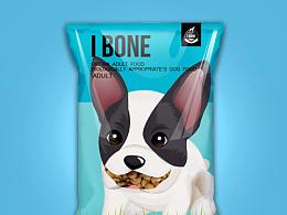 宠物包装设计零食系列