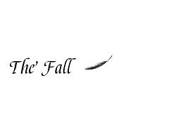 杂记 | The Fall