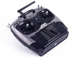 AT9飞控遥控器摄影图全套