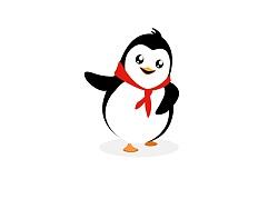 企鹅 by 白小风