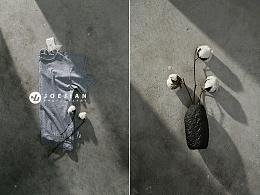 静物摄影-服装平铺
