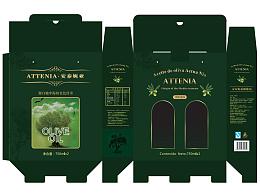西班牙进口橄榄油包装设计