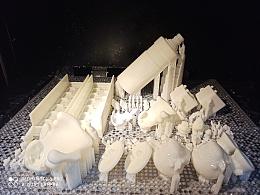 3D打印动漫潮玩