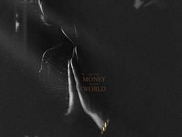 《金钱世界》饭制概念海报