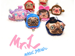 Mr.L Magic Show-千变万化的小脑袋瓜