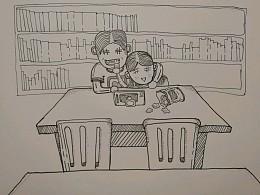 《图书馆猛兽》