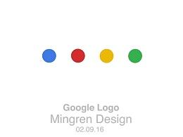 google谷歌动态logo练习