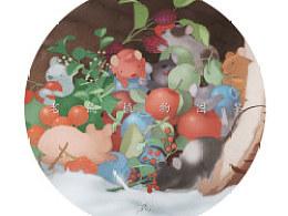 《老鼠植物图鉴》