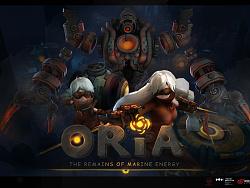 原创游戏DEMO  《Oria》