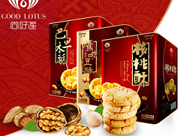 产品描述 详情页制作 月饼桃酥
