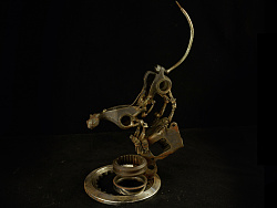 九素(北京)原创机械装置雕塑---动物系列