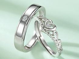 珠宝摄影/银饰/戒指