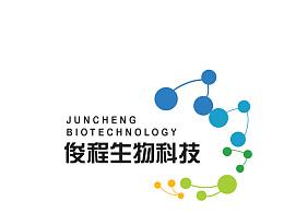 生物科技公司的logo