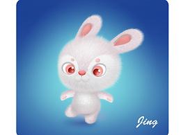静静的小兔子