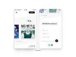 UI设计作业(8)