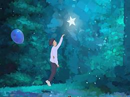 气球男孩—《星》