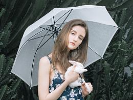 「恋雨偏打伞,爱阳却遮凉。」