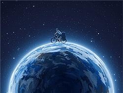 小伍单车在路上 GIF系列