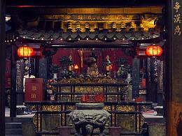 闽南寺庙见闻