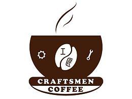咖啡厅logo设计——这是家创客咖啡厅