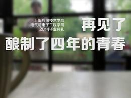 上海应用技术学院电气学院2014毕业视频