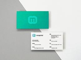 mcapital 品牌形象设计