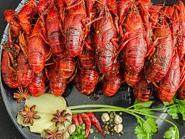 美食摄影之小龙虾