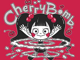 Cherry Bomb表情来了