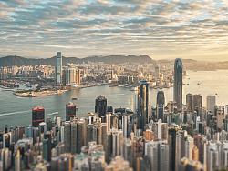 HongKong Timelapse 2017