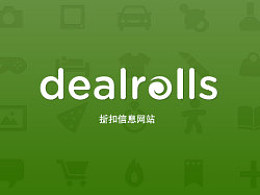 Dealrolls折扣信息网站设计