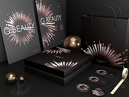 G-Beauty金鹰美妆 品牌形象设计