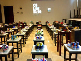 COLORBLAST华南理工12工业设计色彩构成作业展