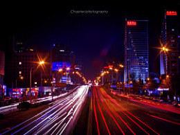 我来北京,已经一年了。