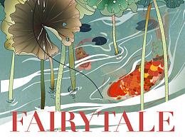 原创插画  - Fairytale