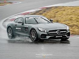 汽车摄影-AMG系列在上赛