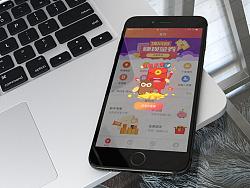 【每日一画】移动ui/app红包弹窗界面
