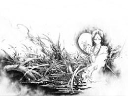 【风入松】···最近手绘及过程