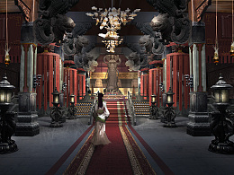 电影《仙剑——十年之约》概念图